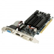 Carte Graphique Gigabyte GeForce GT610 GV-N610D3-1GI 1Go PCI-e VGA DVI Display
