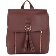 Dressberry Backpacks 23 L Backpack(Brown)