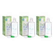 Biotrue Multi-Purpose 3 x 300 ml cu suporturi