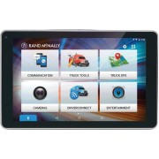 "Rand McNally OverDryve 8Pro 8"" Truck GPS Tablet with Dash Cam and Bluetooth"