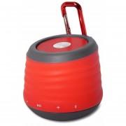 Parlante Portátil Xt Con Bluetooth-Rojo