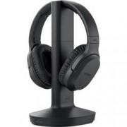 Sony Bezdrátová TV sluchátka Over Ear Sony MDR-RF895RK MDRRF895RK.EU8, černá