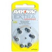 Baterija za sluŠni aparat Rayovac10
