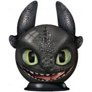 Puzzle 3D Ravensburger - Dragons 3, 72 piese (11145)