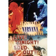 Video Delta Nirvana - Live! Tonight! Sold out! - DVD
