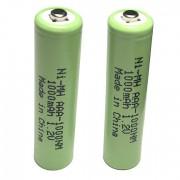 Napelemes elem – akkumulátor Ni-MH 1.2 V AAA 800 mAh