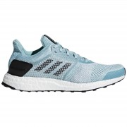 adidas Women's Ultra Boost ST Running Shoes - Blue - US 7.5/UK 6 - Blue