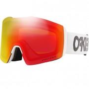 Oakley Fall Line XL Factory Pilot white / Prizm Torch Iridium
