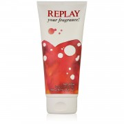 Replay for her your fragrance! lozione per il corpo 200ml