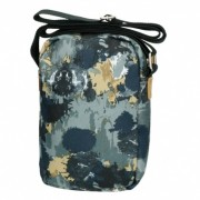 """The Pack Society Small Shoulder Bag """"Grey Camo R"""""""