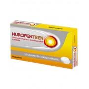 Reckitt Benckiser H.(It.) Spa Nurofenteen 200mg Ibuprofene Limone 12 Compresse Orodispersibili