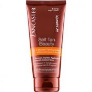 Lancaster Self Tan Beauty leche corporal autobronceadora de ducha de bronceado gradual 200 ml