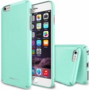 Skin Ringke Eco Slim iPhone 6 Plus Mint + Folie