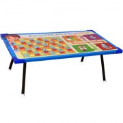 Folding Ludo Cum Study Table For Kids