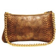 Mex Party Tan Clutch