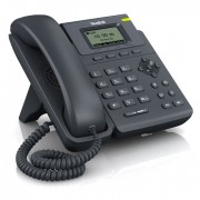 Yealink SIP-T19P E2, IP Phone, PoE in, tamno siva, 12mj
