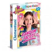 Clementoni Soy Luna - Puzzle 104 piezas