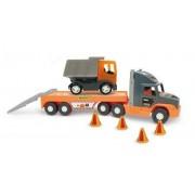 WADER Super Tech Truck laweta z wywrotką 36710