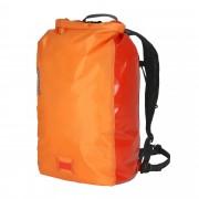 Ortlieb Light-Pack 25 - Fahrradrucksack - orange / orange signalrot - Wasserdichter Rucksack - 25 l