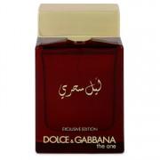 Dolce & Gabbana The One Mysterious Night Eau De Parfum Spray (Tester) 3.3 oz / 97.59 mL Men's Fragrances 544350
