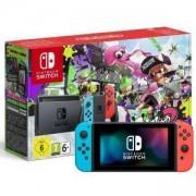 Конзола Nintendo Switch Console - Neon Red/Neon Blue + Splatoon 2 - Limited Edition (EU) (Switch)