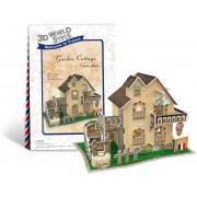 Cubicfun Puzzle 3D Casa cu gradina