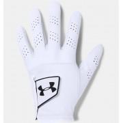 Under Armour Men's UA Spieth Tour Glove White LXL