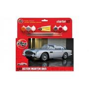 Airfix Aston Martin DB5 1:32 Sports Car Plastic Model Gift Set
