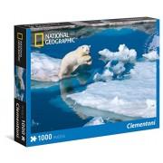 "Clementoni ""Polar Bear"" Puzzle (1000 Piece)"