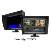 "Monitor IPS, EIZO 24"", Color Edge CG247X, 1500:1, 10ms, DVI/HDMI/DP, 16:10, 1920x1200"