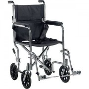"""Deluxe Go-Kart Transport Chair 17"""" Seat, Chrome Part No. TR17 Qty Per Case"""