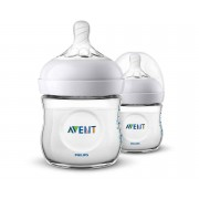 PHILIPS AVENT BIBERONS NATURAL 125ml x2 Philips Avent