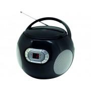SoundMaster SCD2120SW FM CD-radio AUX, CD Svart