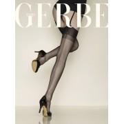 Gerbe - Timeless elegance Back seam stockings Carnation 10 den