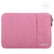 """HAWEEL 13"""" Sleeve Fodral Laptop Rosa"""