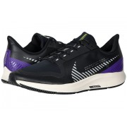 Nike Air Zoom Pegasus 36 Shield BlackSilverDesert SandVoltage Purple