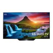 LG OLED65B9PLA Svart