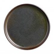 Steelite Rene Ozorio Wabi Sabi Round Trays Slate 152mm (Pack of 12)