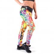 Gorilla Wear Venice Tights - Multi Color Mix - XL