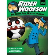 The Soccer Ball Monster Mystery, Paperback
