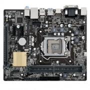 MB, ASUS H110M-R/C/SI /Intel H110/ DDR4/ LGA1151 (90MB0QN0-M0ECY0)