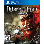 Attack on Titan PlayStation 4