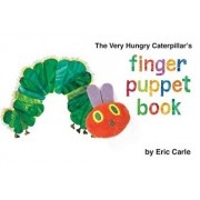 The Very Hungry Caterpillar's Finger Puppet Book, Hardcover/Eric Carle