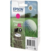 Epson T3473 Patron Magenta 10,8 ml (Eredeti) C13T34734010 WorkForce Pro WF-3725DWF WorkForce Pro WF-3720DWF