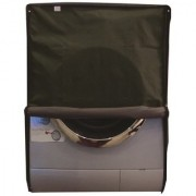 Dreamcare dustproof and waterproof washing machine cover for front load 7KG_Samsung_WF602U0BHSD_Military