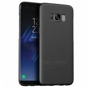 Naxtop PC Hard Funda protectora trasera para Samsung Galaxy S8 Plus - Negro