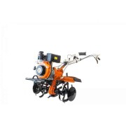 Motocultor Ruris 650KSD+roti cauciuc+rarita+roti metalice 400 fara manicot