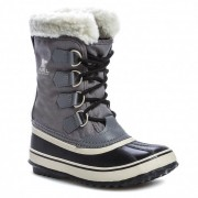 Апрески SOREL - Winter Carnival NL1495 Pewter/Black 035