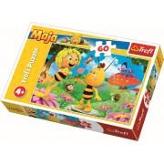 Puzzle clasic copii - Albinuta Maya 60 piese