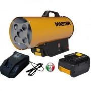 Generator caldura pe GPL/ butan-propan BLP 17 M DC Master cu acumulatori
